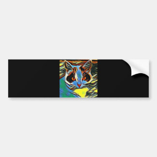 Willow Art8 Bumper Sticker