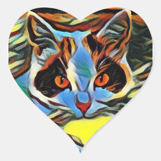 Willow Art8 Heart Sticker