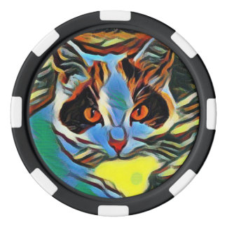 Willow Art8 Poker Chips