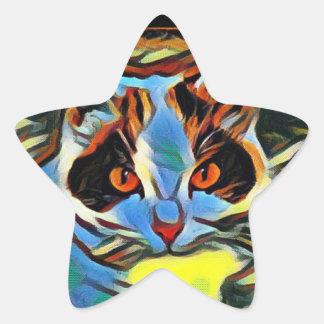 Willow Art8 Star Sticker