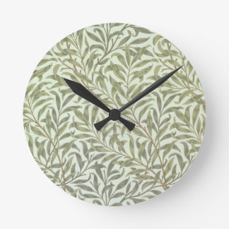 'Willow Bough' wallpaper design, 1887 Round Clock