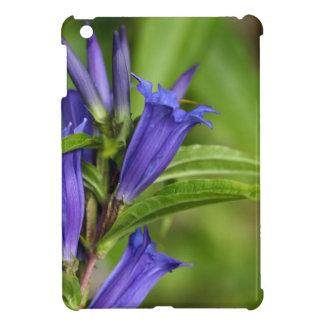 Willow gentian (Gentiana asclepiadea) iPad Mini Cases
