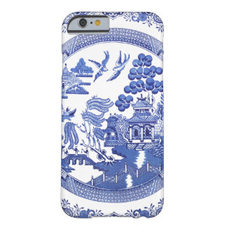 Willow Pattern iPhone 6 case Barely There iPhone 6 Case