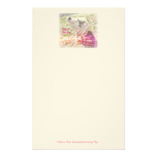 Willow Stationary tablet Stationery