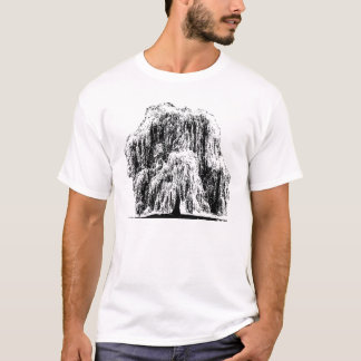 Willow Tree ( No Text) T-Shirt