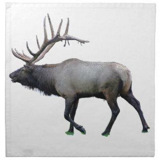 Willow Wapiti elk Napkin