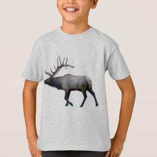 Willow Wapiti elk T-Shirt