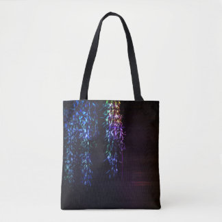Willow Whimsy; Vivid Tote