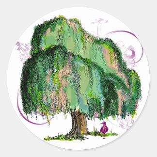 willow wonder sticker