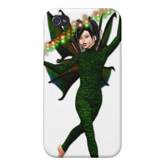 Willow Woodsprite Fairy iPhone 4 Cover