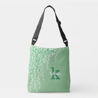 Willows Monogrammed Cross Over Bag