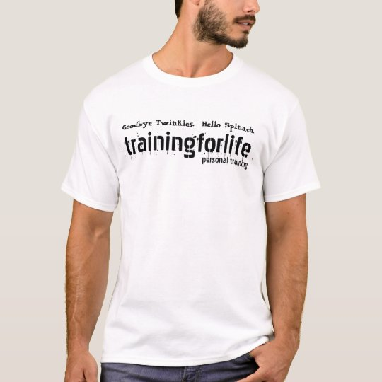 willpower for training T-Shirt