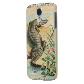 Wills's Collectible Cigarette Cards - Crocodile