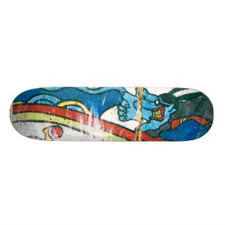 Willy Santos · Hearts Club · Birdhouse · 1993 Custom Skateboard