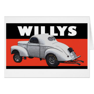 Willys Card