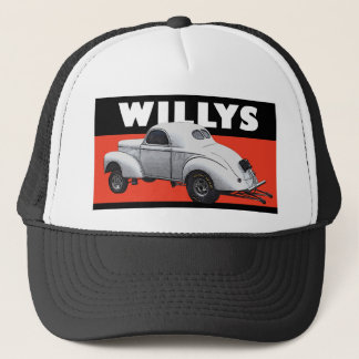 Willys Trucker Hat