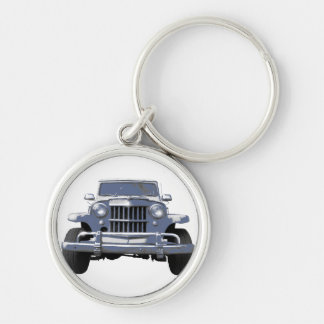 Willys Wagon  Truck2 Keychain