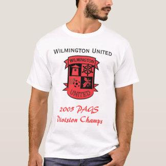 Wilm Utd FC - 2005 Champions (White) T-Shirt