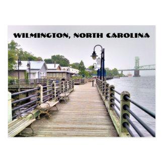 Wilmington Boardwalk Postcard
