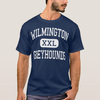 Wilmington Greyhounds Area New Wilmington T-Shirt