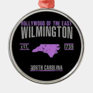 Wilmington Metal Ornament