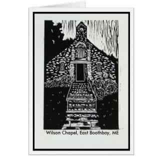 Wilson Chapel Notecard