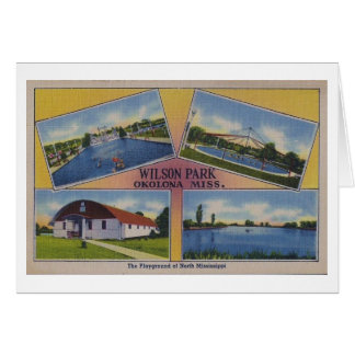 Wilson Park Card