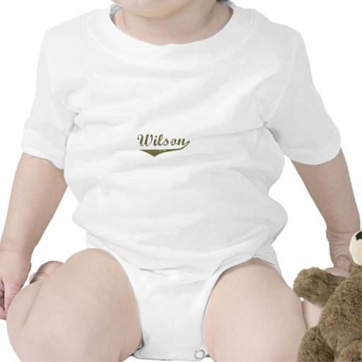 Wilson  Revolution t shirts