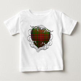 Wilson Tartan Heart Baby T-Shirt