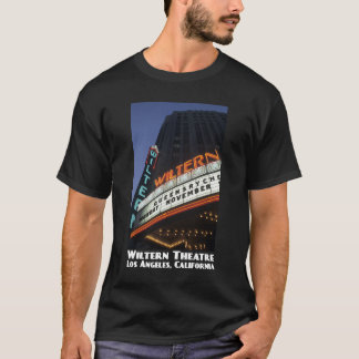 Wiltern Theatre Dark T-Shirt