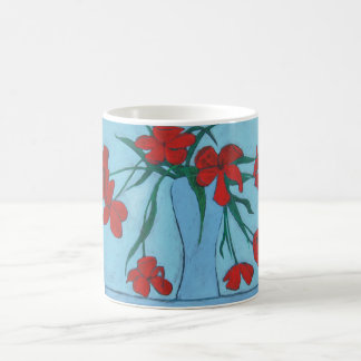 Wilting Tulips Mug