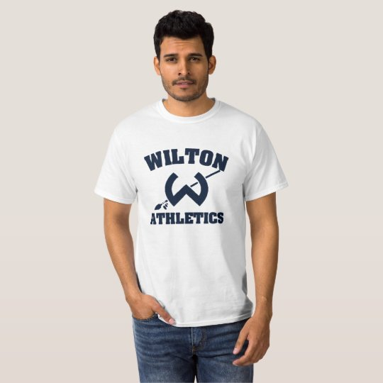 Wilton Athletics Tee