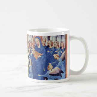Wilton Diptych Overview By Meister Des Wilton-Dipt Coffee Mug