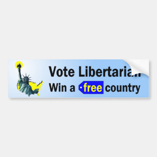Win A Free Country Bumper Sticker