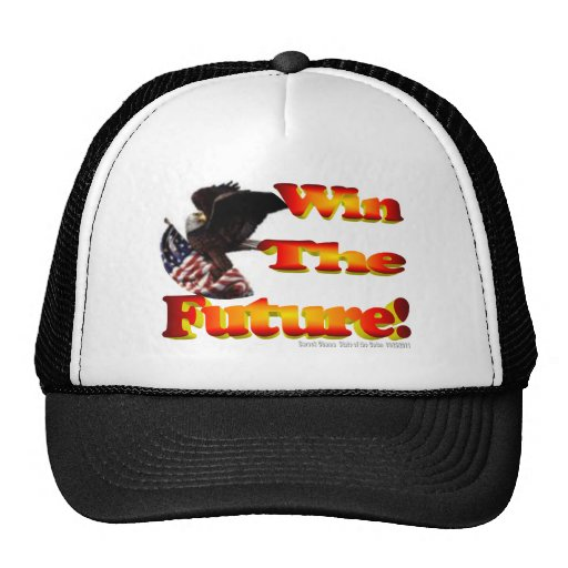 Win The Future! Hats