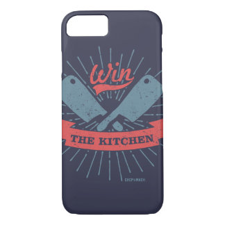 Win the Kitchen iPhone 7 Case