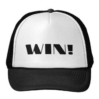 Win! Trucker Hat
