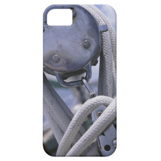 Winch On Boat iPhone 5 Covers