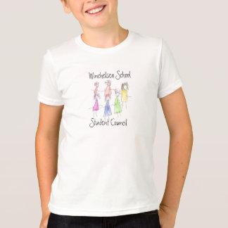 Winchelsea School, Student Council T-Shirt