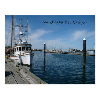 Winchester Bay, Oregon- postcards