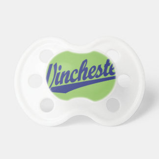 Winchester Blue Pacifier