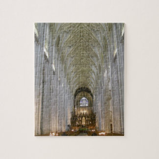 Winchester Cathedral Jigsaw Puzzle
