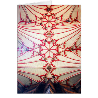 Winchester College Chapel Card