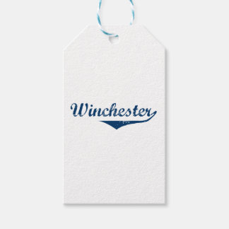 Winchester Gift Tags