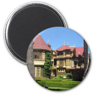 Winchester House Magnet