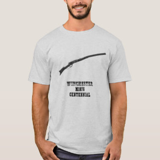 Winchester Model 1876 Rifle T-Shirt