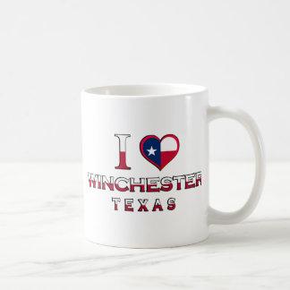 Winchester, Texas Coffee Mug