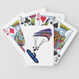 Wind and Wave Bicycle Playing Cards