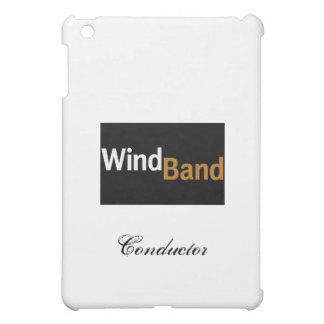 Wind Band Cover For The iPad Mini