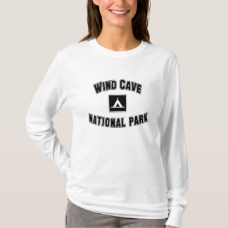 Wind Cave National Park T-Shirt